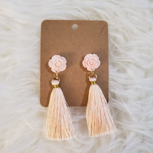 handmade Jewelry - Tassle Earrings